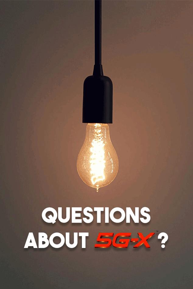 5G-X FAQ